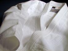 Уваги (куртка) для айкидо из Японии (IWATA) модель - #300WA